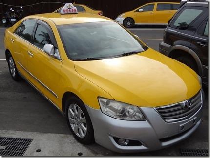 台北自由行交通_的士計程車