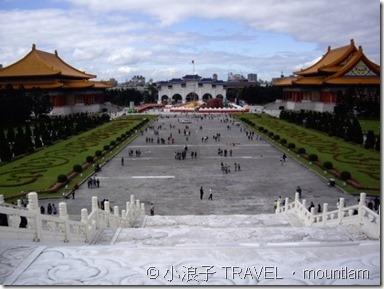 台北自由行景點_中正紀念堂2