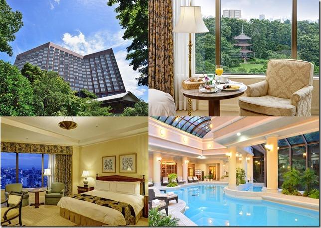 東京市內溫泉酒店旅館_東京椿山莊大酒店