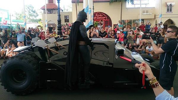 華納電影世界Warner Bros.Movie World全明星遊行2