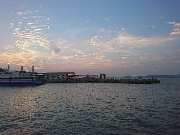 台灣金門碼頭2