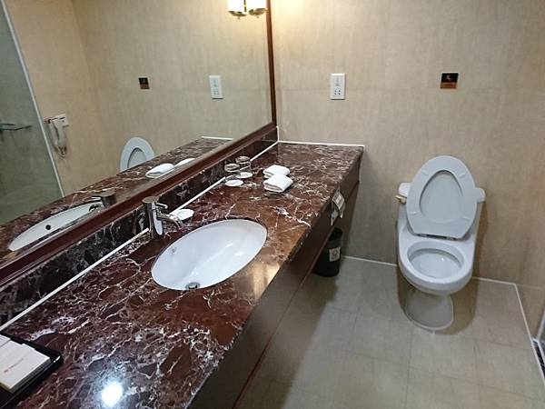 廈門住宿翔鷺酒店浴室2