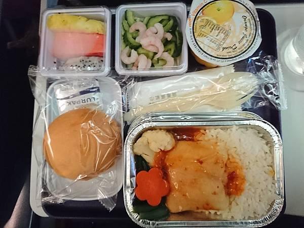 中國東方航空飛機餐