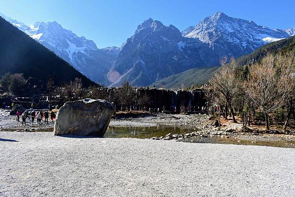 玉龍雪山藍月谷2