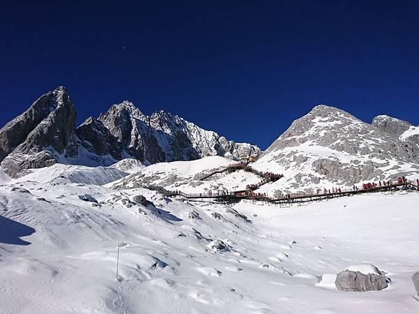 玉龍雪山瞭望台2