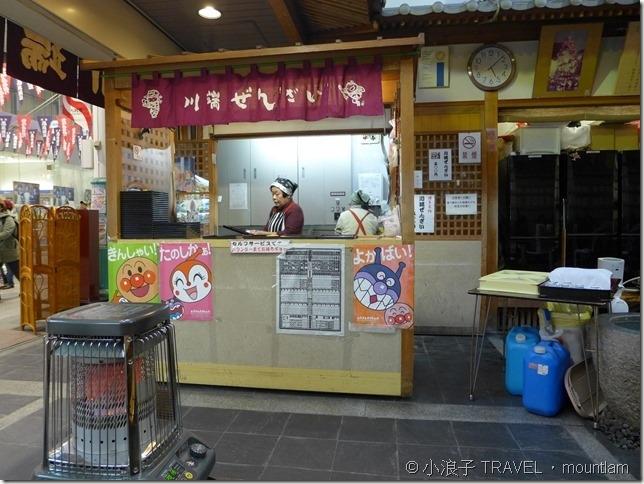 福岡自由行景點川端商店街3