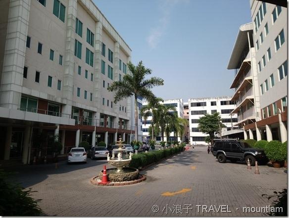 曼谷機場酒店03