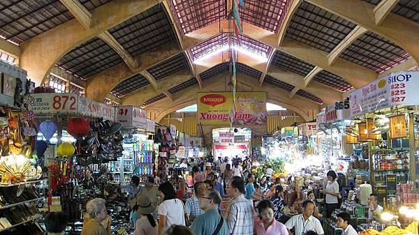 胡志明購物地點檳城市場/邊青市場