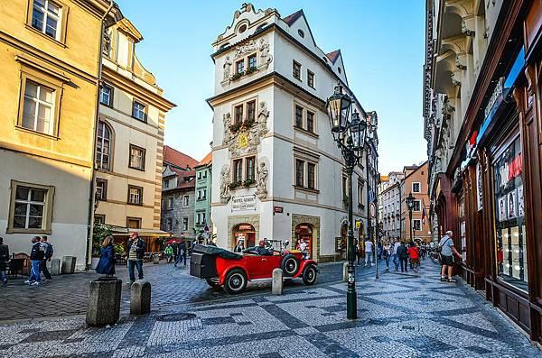 Prague購物點推薦