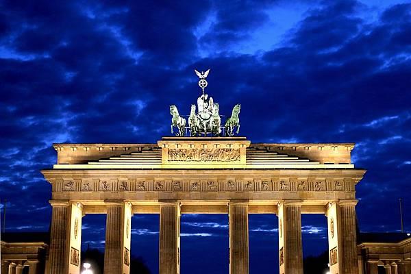 柏林必到景點布蘭登堡門