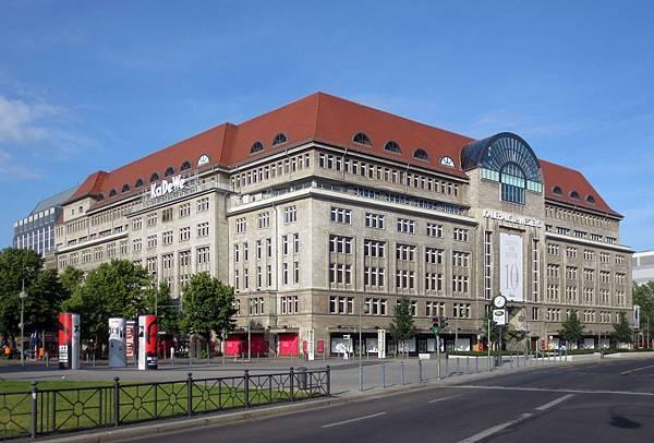 柏林超大型百貨商場