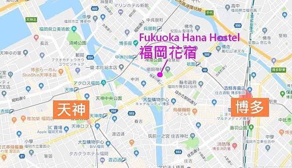 福岡Hostel推薦_福岡青年旅舍推介_fukuoka Hana hostel_02