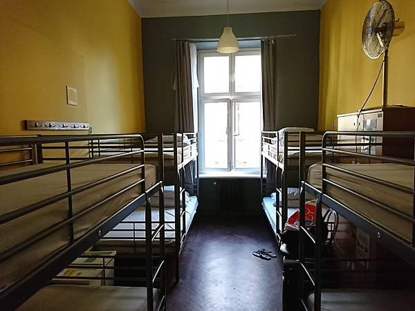 krakow  hostel 推薦