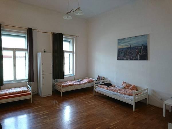 budapest  hostel 推薦