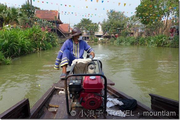 曼谷大城景點_泰國大城一日遊_大城一日遊包車_大城遊記_05