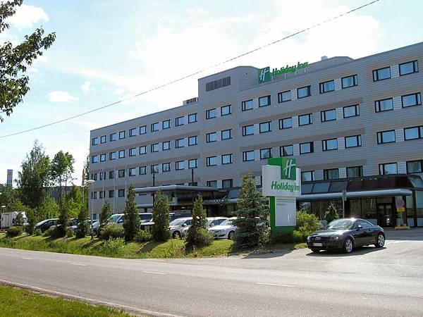 赫爾辛基機場Holiday Inn