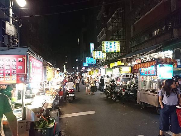 台北夜市:艋舺夜市/華西街夜市