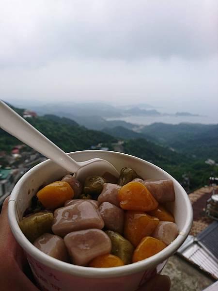 賴阿婆芋圓的好風景
