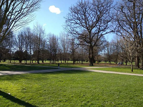 christchurch景點– Hagley Park海格利公園