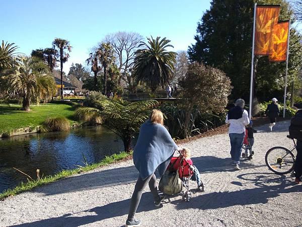 christchurch景點– Hagley Park海格利公園01