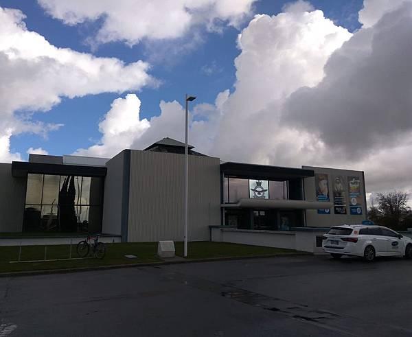 基督城景點 空軍博物館