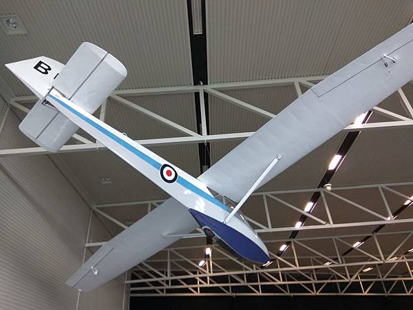 基督城景點 新西蘭空軍博物館內的戰機03