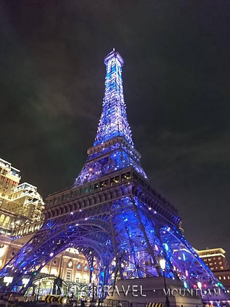 澳門新景點_巴黎鐵塔