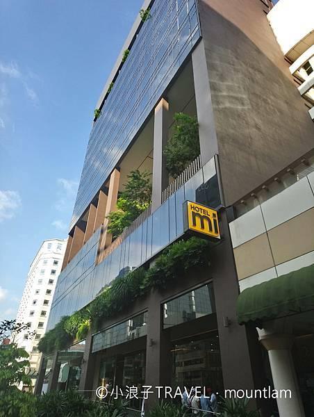新加坡自由行遊記_新加坡5日4夜住宿_hotel mi