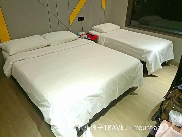 新加坡自由行遊記_新加坡5日4夜住宿_hotel mi 3人房