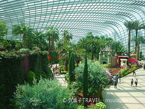 新加坡行程_景點推薦:濱海灣花園gardens by the bay