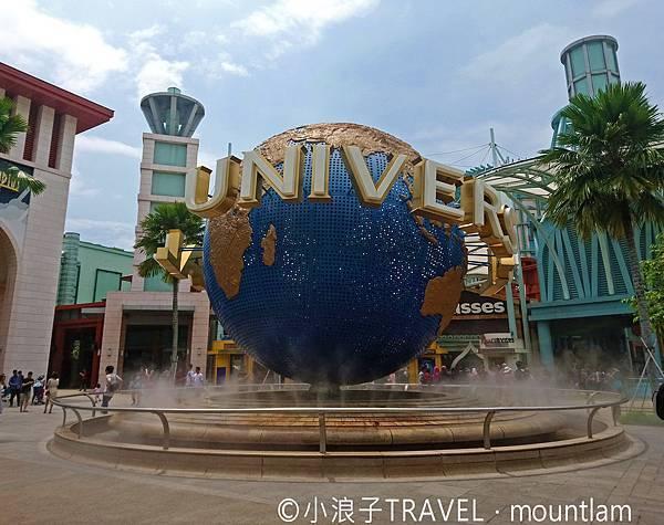 新加坡自由行遊記親子_景點:聖淘沙環球影城