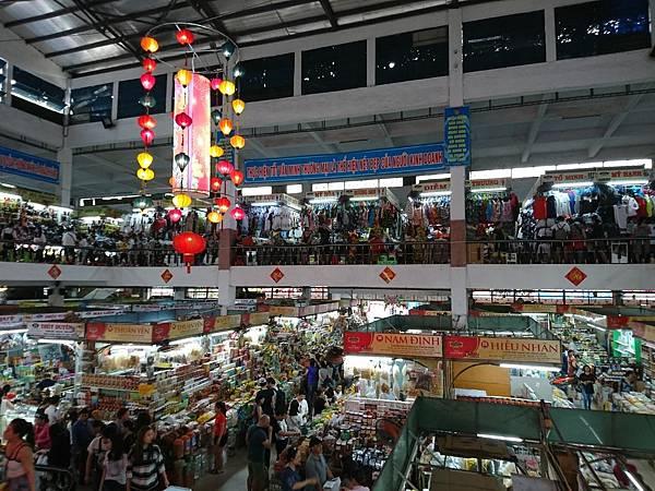 熱鬧的Han Market