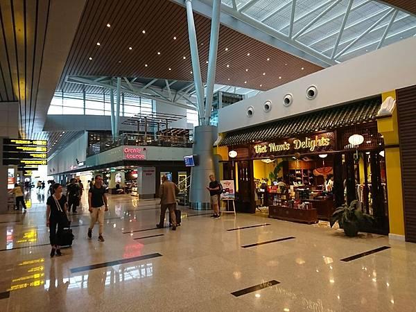 峴港國際機場禁區