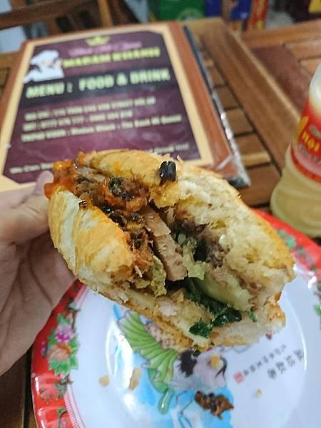 越南法式三文治