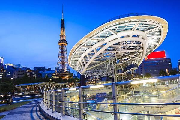 名古屋行程_名古屋市內景點Oasis 21_名古屋5日4夜_名古屋自由行