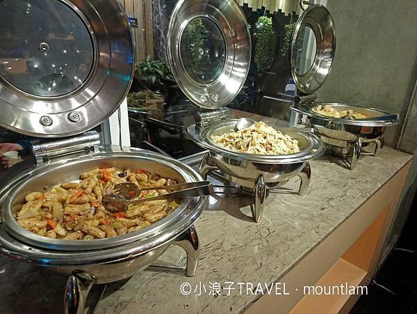 摩莎曼拉精品旅館台北車站館評價_自助早餐