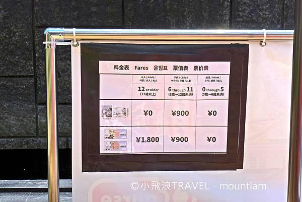 大阪周遊卡景點: 大阪觀光船Osaka Wonder Cruise價錢