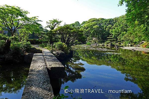 大阪周遊卡景點推薦:天王寺公園內的慶澤園是私房景點