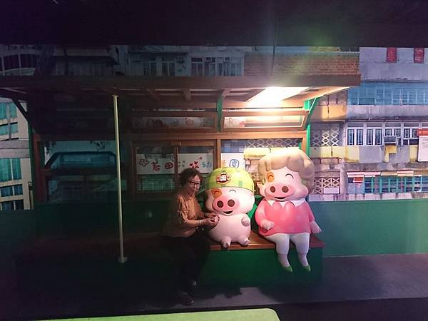 香港杜莎夫人蠟像館_麥兜