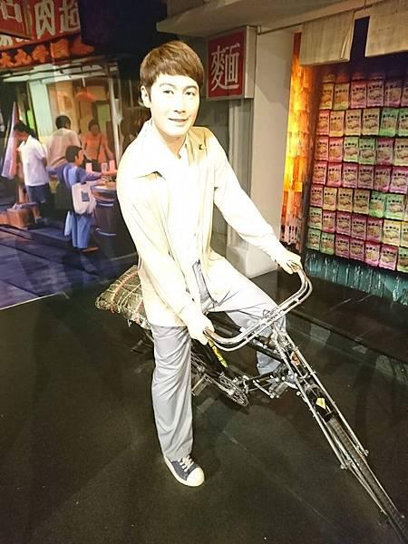 香港杜莎夫人蠟像館_黎明
