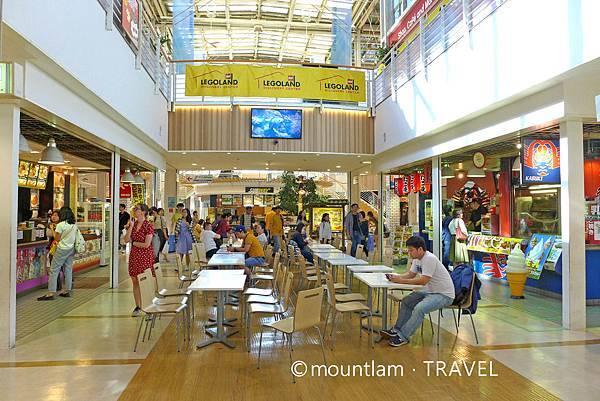 天保山1日遊行程:天保山懶人包及天保山mall