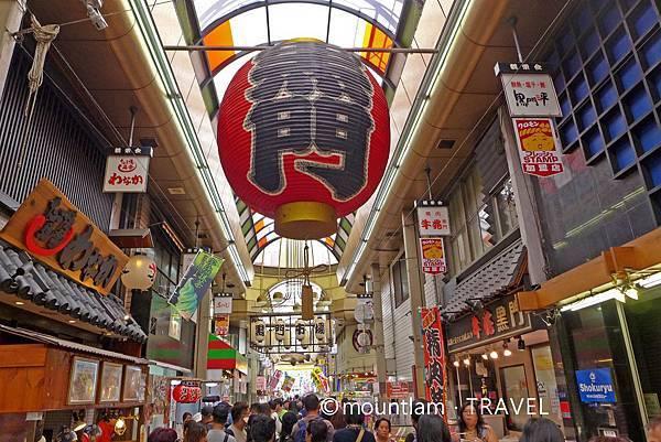 關西自由行: 大阪黑門市場