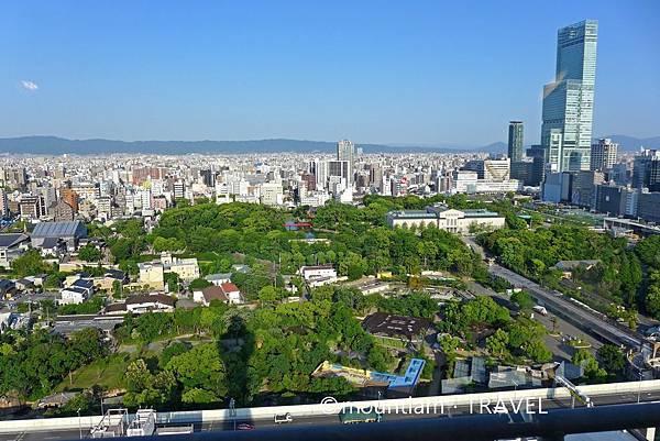 大阪京都自由行6日5夜遊記: 通天閣