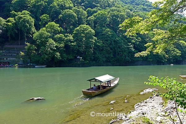 大阪京都自由行6日5夜遊記: 京都嵐山
