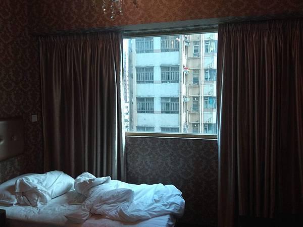 華麗都會酒店房間景觀