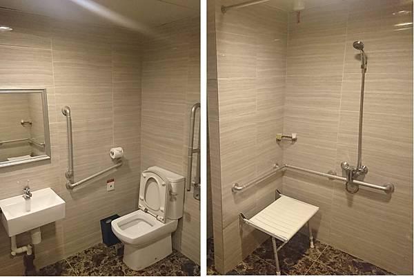 華麗都會酒店浴室