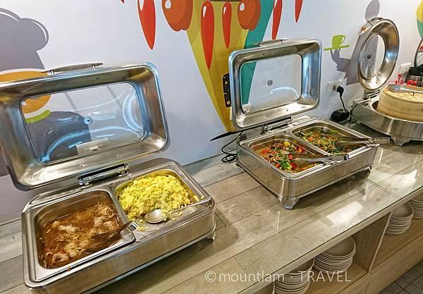 台中住宿: Mini Hotels 台中火車站館早餐評價