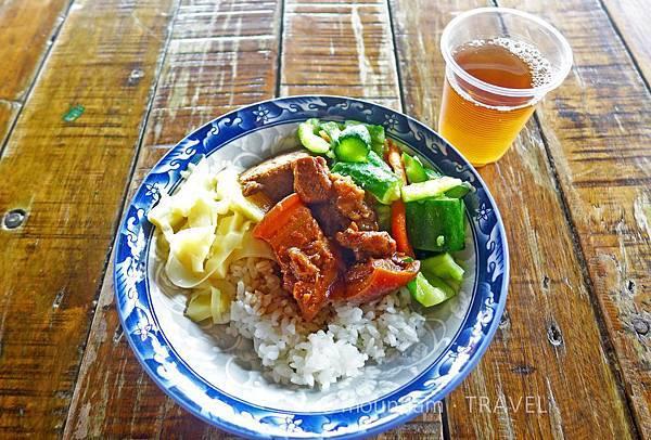 富貴食堂環境割稻飯