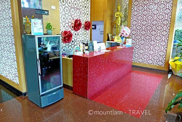 清邁紅燕酒店Roseate Hotel Chiangmai Check in