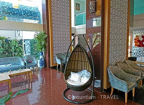 清邁紅燕酒店Roseate Hotel Chiangmai 大堂